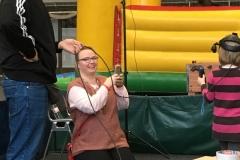 Kinderweihnachrtsfeier der Allianz im FEZ